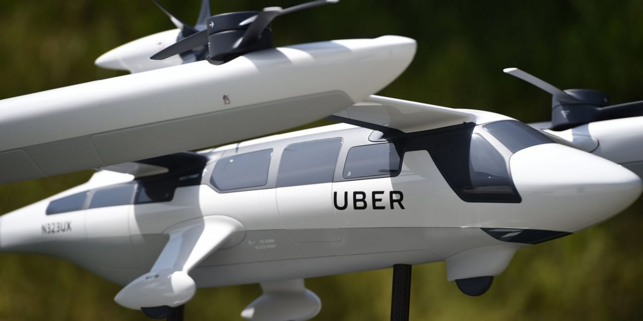 Did You Know Uber Had A flying Taxi Division?